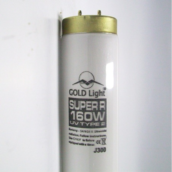 Picture of Gold Light Super R 160 W