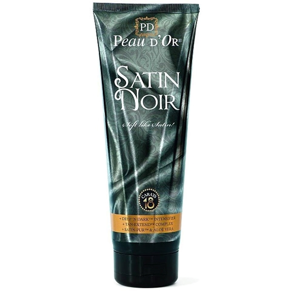 Immagine di Peau D'Or Satin Noir