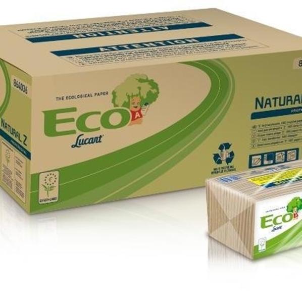 Immagine di Asciugamano a Z Eco Natural