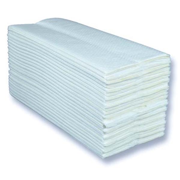 Immagine di Asciugamano piegato a Z pura cellulosa