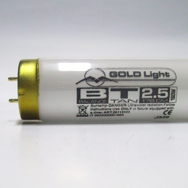 Picture of Gold Light BT2.5 160 W