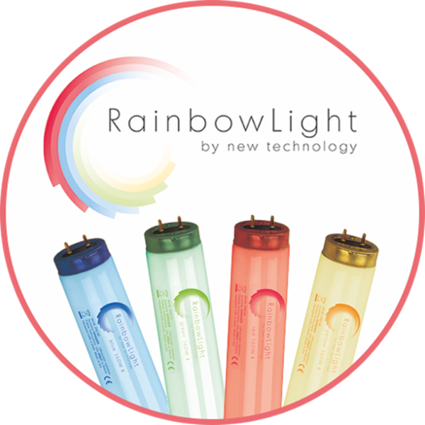 Picture of Rainbow Light by New Technology